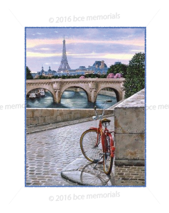 Eiffel in Daytime